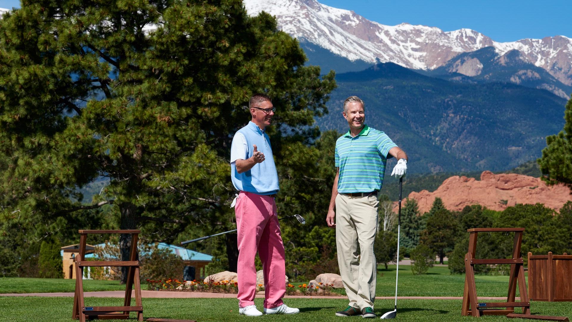 Golf at garden of the gods club and resort - Restaurants near garden of the gods ...