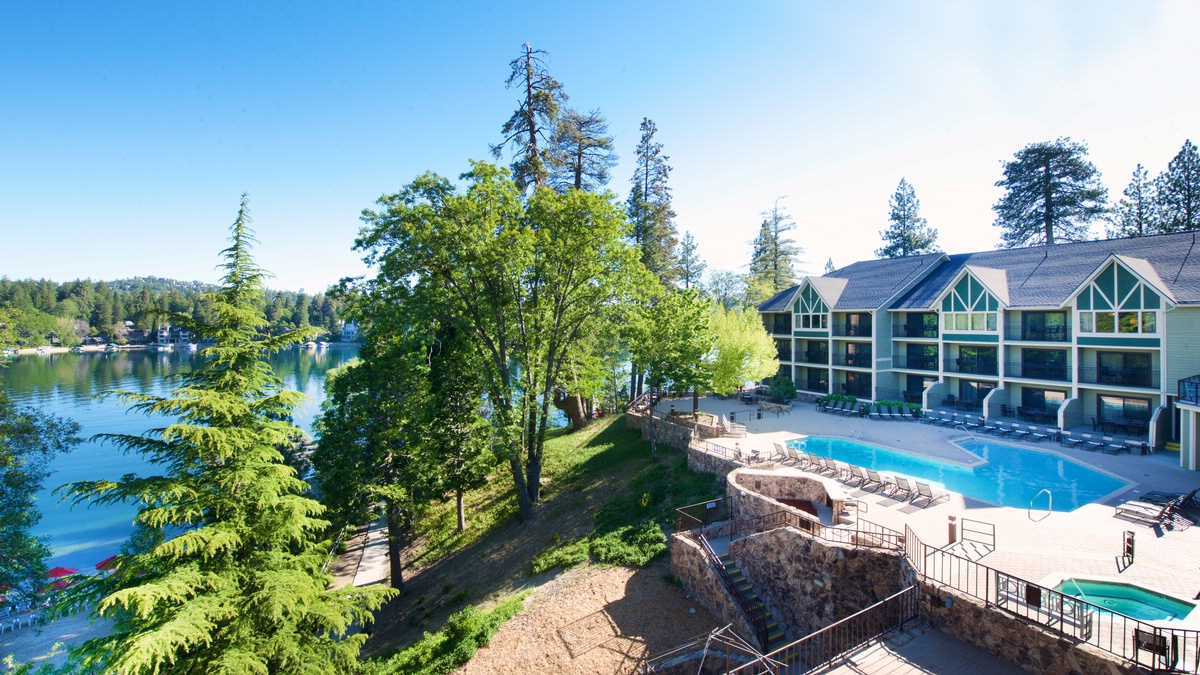 Resort And Spa Lake Arrowhead