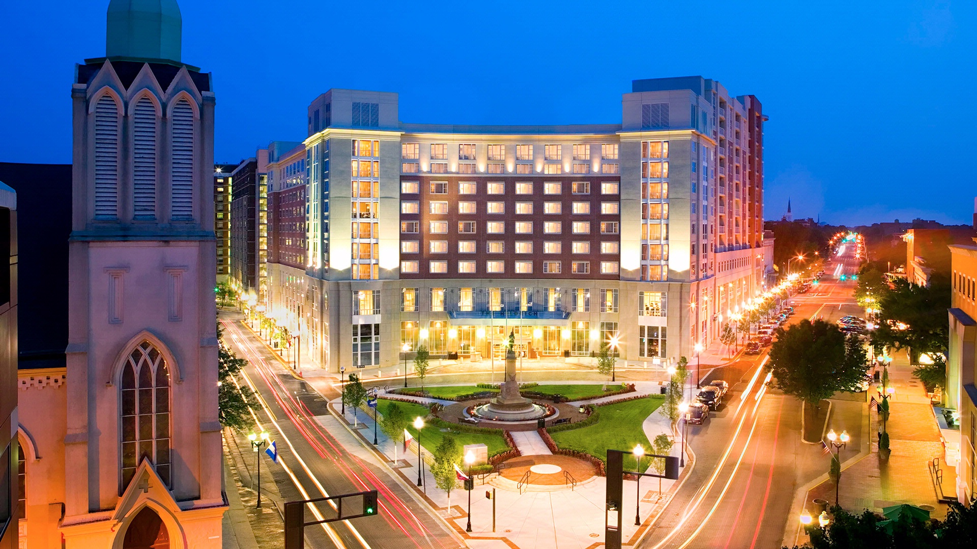 The Heldrich Cultural Heart Of New Brunswick Benchmark Resorts Hotels