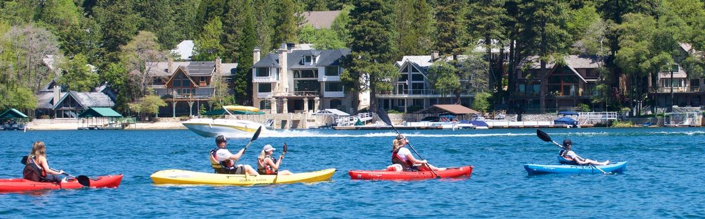 Lake Arrowhead Luxury Hotels