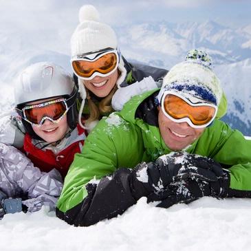 Cypress learn to ski